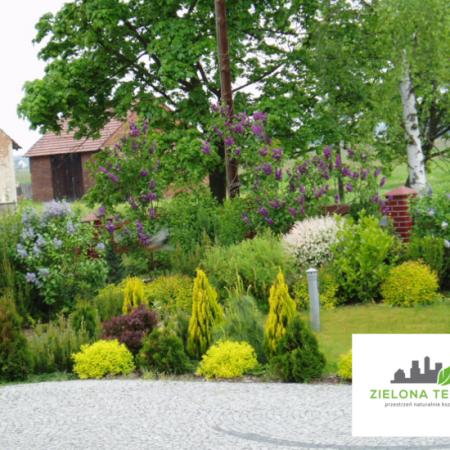 6 ogród rodzinny pod Opolem 450x450 - Duży ogród rodzinny pod Opolem
