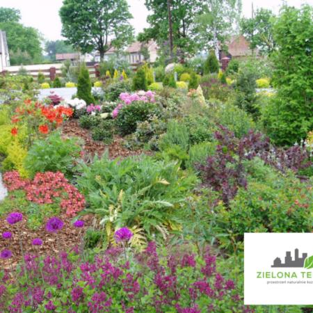8 ogród rodzinny pod Opolem 450x450 - Duży ogród rodzinny pod Opolem