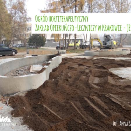jesien 2015 ogrod ZOL 3 450x450 - Nadzór nad realizacją ogrodu hortiterapeutycznego