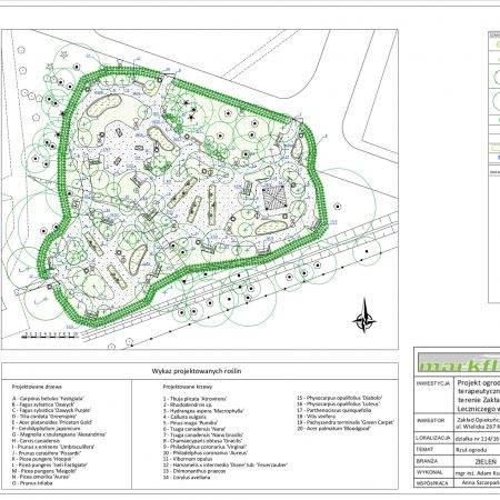 ZOL projekt zieleni 450x450 - Nadzór nad realizacją ogrodu hortiterapeutycznego