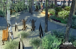 Lesny Park Zmyslow