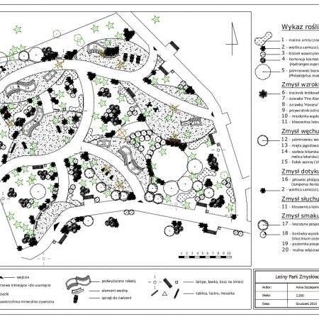 Lesny Park Zmyslow_Wieniec-Zdroj