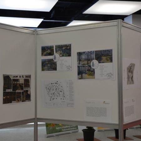 Gardenia 2016 nagroda Zielona Terapia 2 450x450 - Nagroda wyróżnienia za projekt Leśny Park Zmysłów