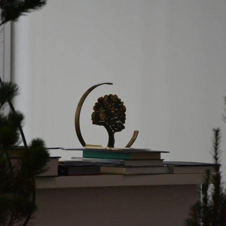 Gardenia 2016 nagroda Zielona Terapia 6 450x450 - Nagroda wyróżnienia za projekt Leśny Park Zmysłów
