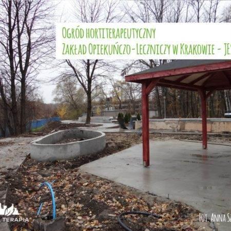 jesien2015 ogrod ZOL 3 450x450 - Nadzór nad realizacją ogrodu hortiterapeutycznego