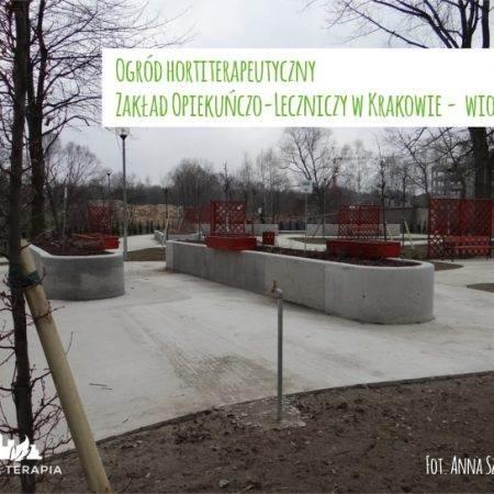 wiosna2016 ogrod ZOL 3 450x450 - Nadzór nad realizacją ogrodu hortiterapeutycznego