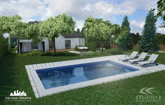 wiz Biskupice 4 700x445 - Ogród w stylu glamour