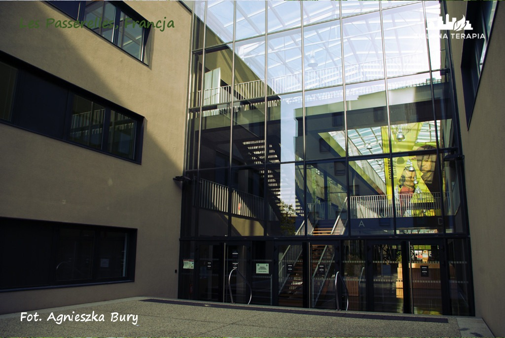 Zielona Terapia eko osiedle 11 - Eko-osiedle| Les Passerelles, Annecy, Francja