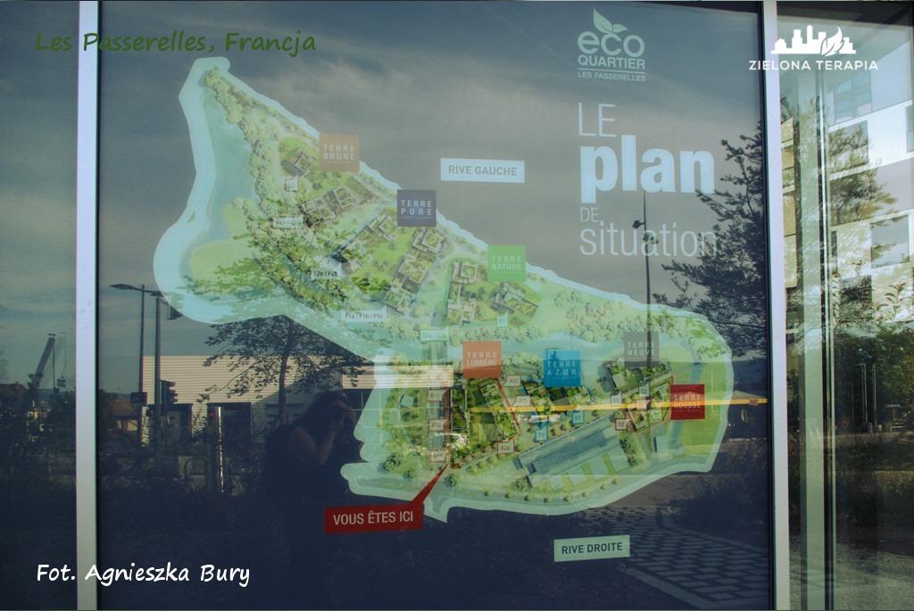 Zielona Terapia eko osiedle 16 - Eko-osiedle| Les Passerelles, Annecy, Francja