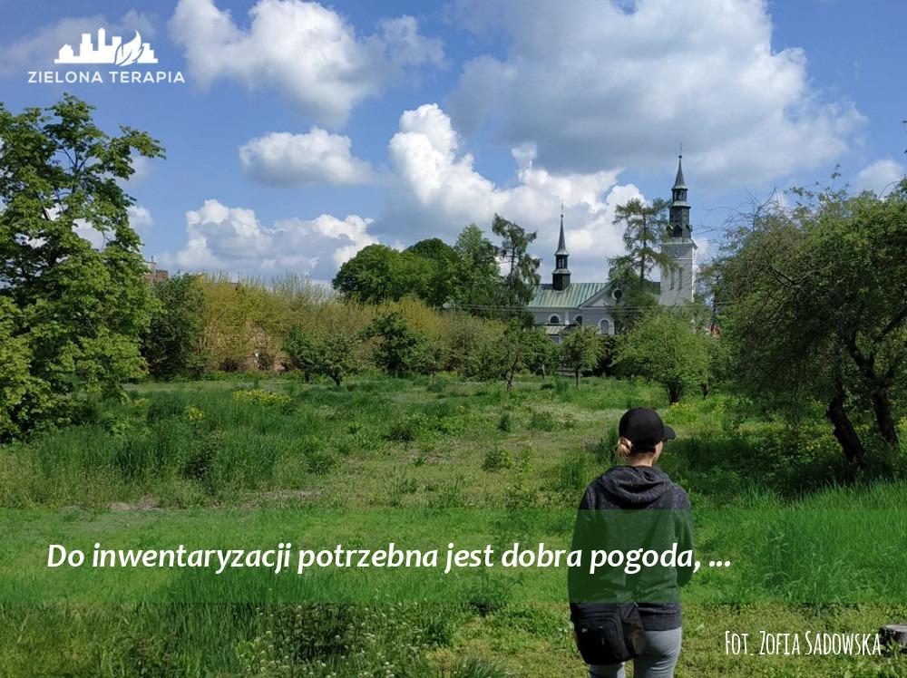 Zielona Terapia med 1 - Bardzo duży ogród przydomowy