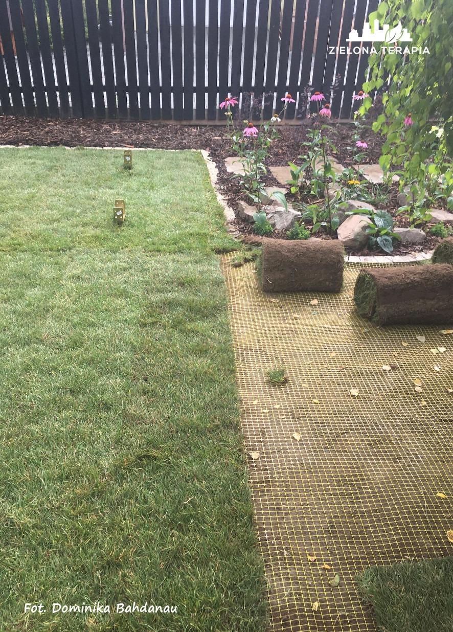 Lusina 10 p - Ogród przydomowy - modernizacja