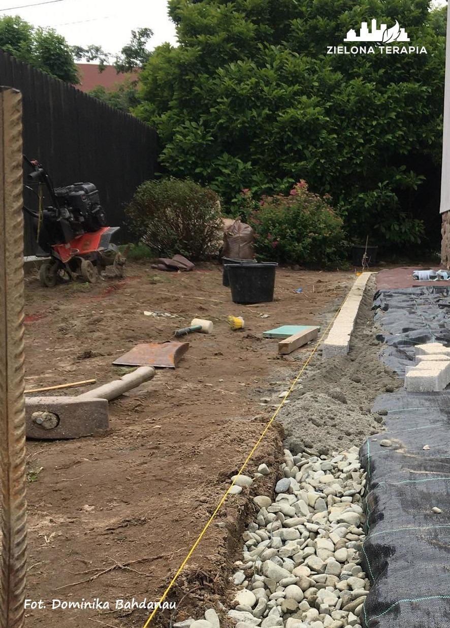 Lusina 18 p - Ogród przydomowy - modernizacja