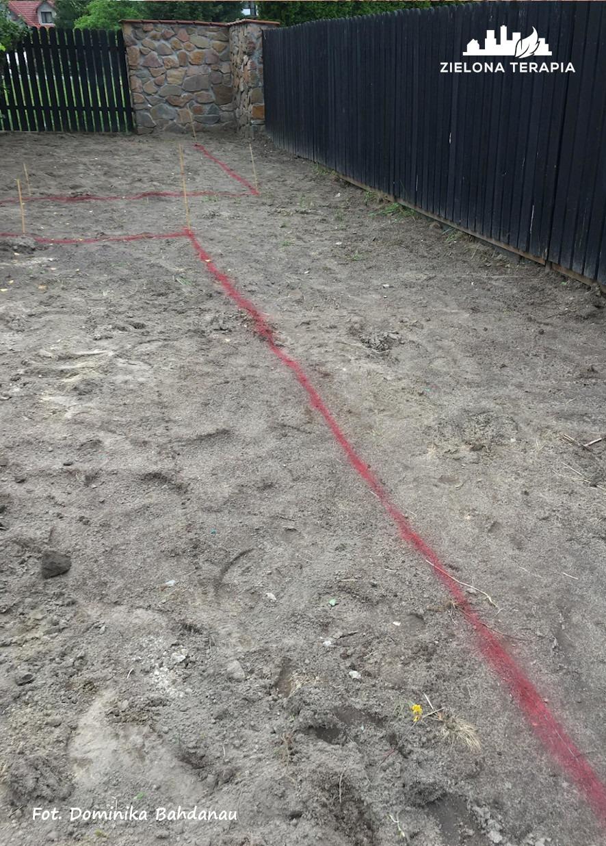 Lusina 1 p - Ogród przydomowy - modernizacja