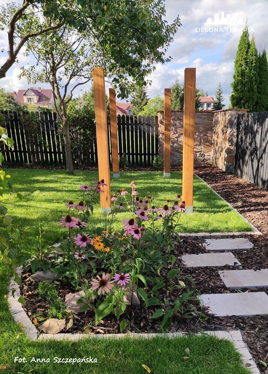 Lusina 23 1 - Ogród przydomowy - modernizacja