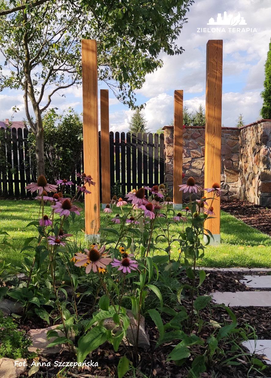 Lusina 23 4 - Ogród przydomowy - modernizacja