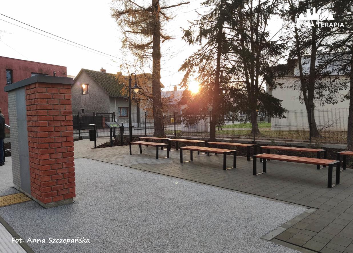 ogrod sensoryczny Cz Dz R1 7 - Ogród edukacyjno–sensoryczny MDK